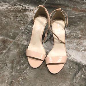 Aldo strapped heels